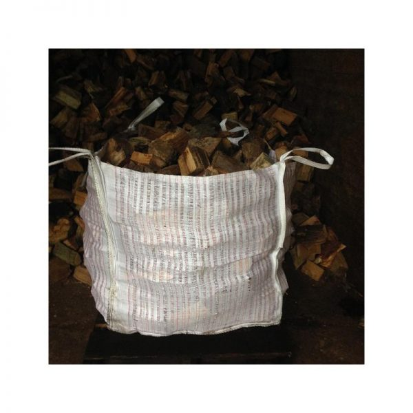 SACKS OF LOGS - seasoned logs