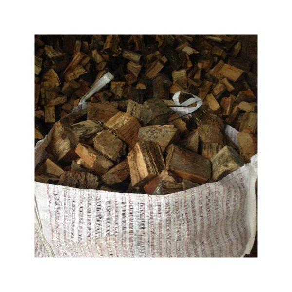SACKS OF LOGS - seasoned logs