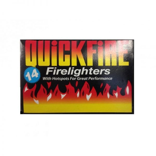 QUICKFIRE FIRELIGHTERS