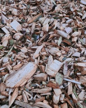 Tree Surgeons Wood Chippings